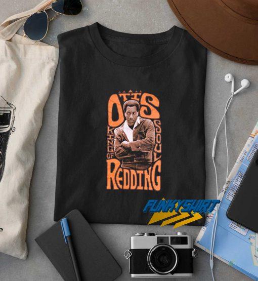 Otis Redding King Of Soul t shirt