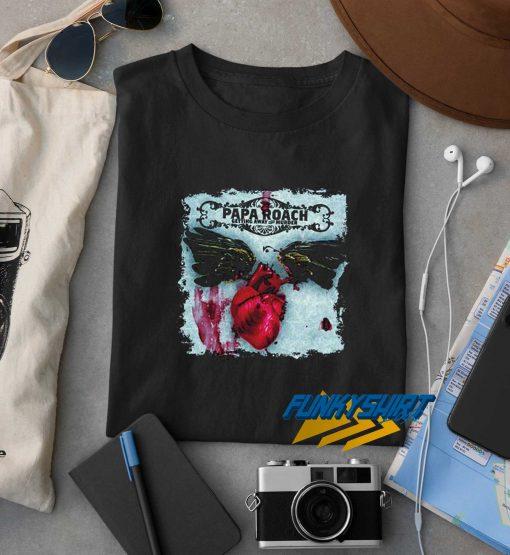 Papa Roach Punk t shirt
