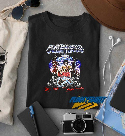 Playboi Carti Tour Merch Concert t shirt