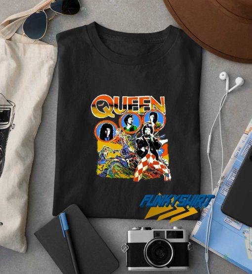Rare Queen 1978 t shirt