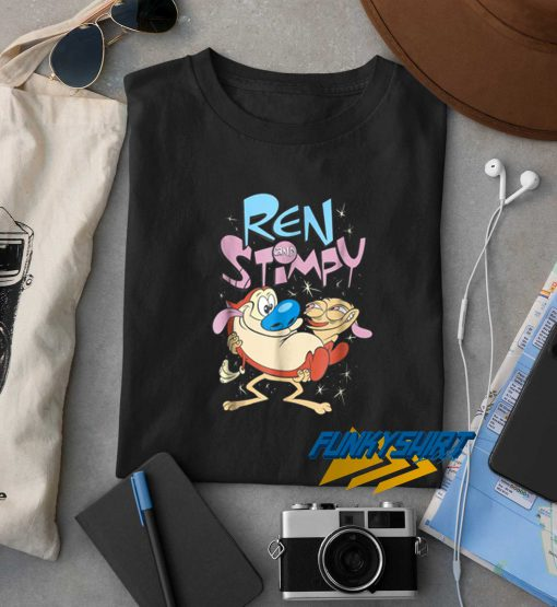 Ren And Stimpy t shirt