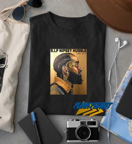 Rip Nipsey Hussle Tee t shirt