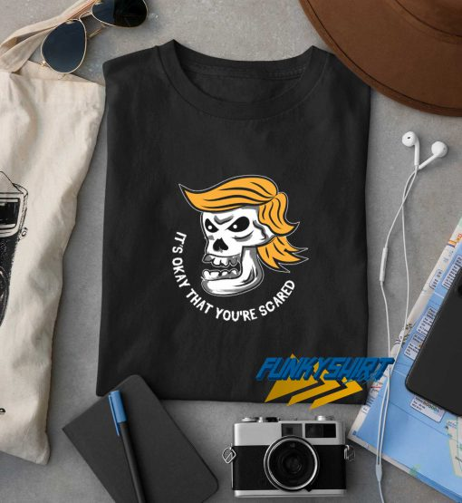 Scary Trump 2020 Halloween t shirt