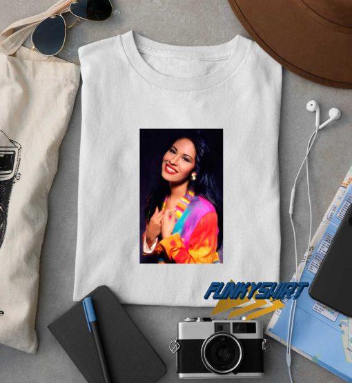 Selena Colourfull t shirt