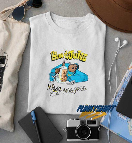 Snoop Dogg Gin And Juice t shirt