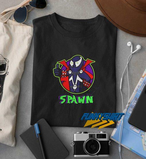Spawn American Superhero t shirt