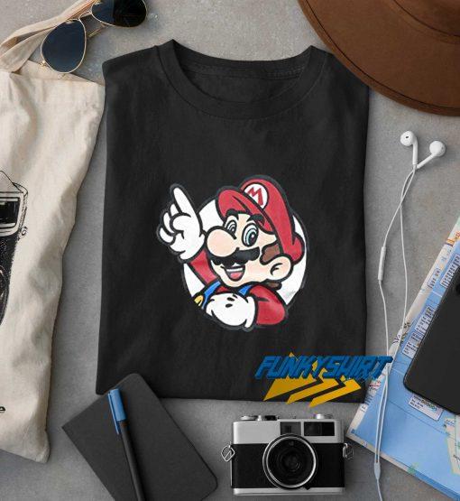 Super Mario Its A Me Children t shirt