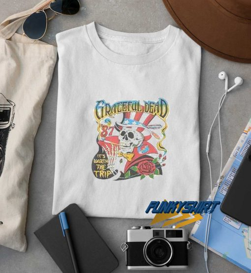The Grateful Dead Worth The Trip t shirt