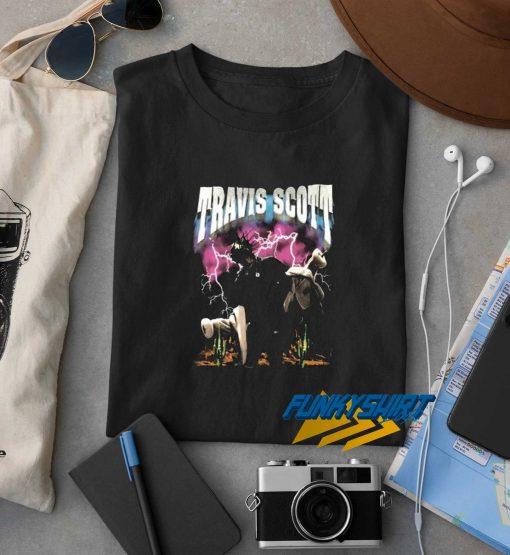 Travis Scott Art t shirt