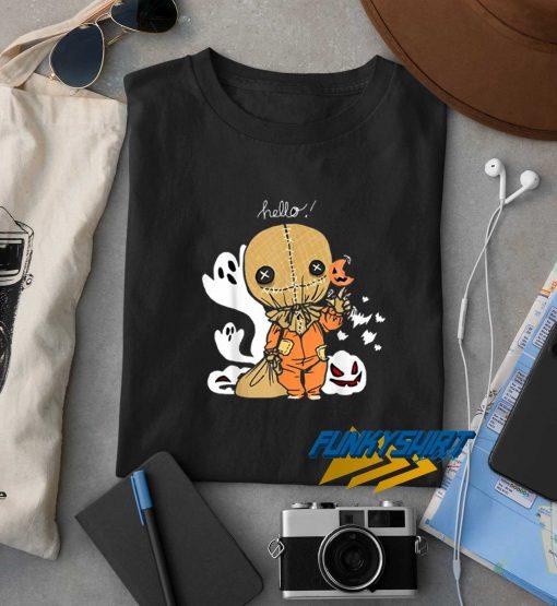 Trick Or Treat Cute Sam Halloween t shirt