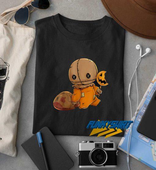 Trick R Treat Cute Sam Halloween t shirt