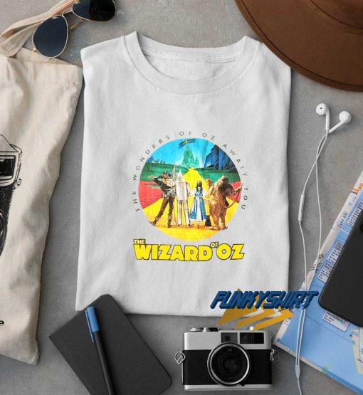 Wizard Of Oz Bundle Movie t shirt