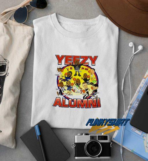 Yeezy Alumni t shirt