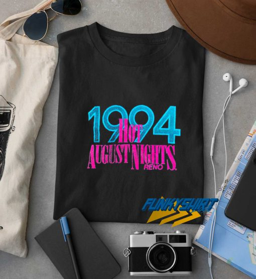 1994 Hot August Nights t shirt