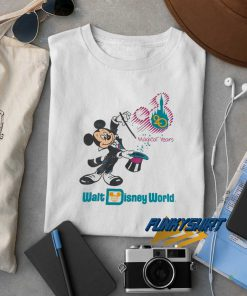 20 Magic Year Anniversary Walt World t shirt