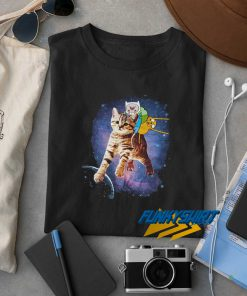 Adventure Time Space Cat t shirt