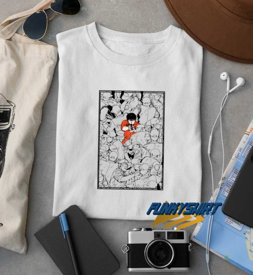 Akira Art Graphic t shirt