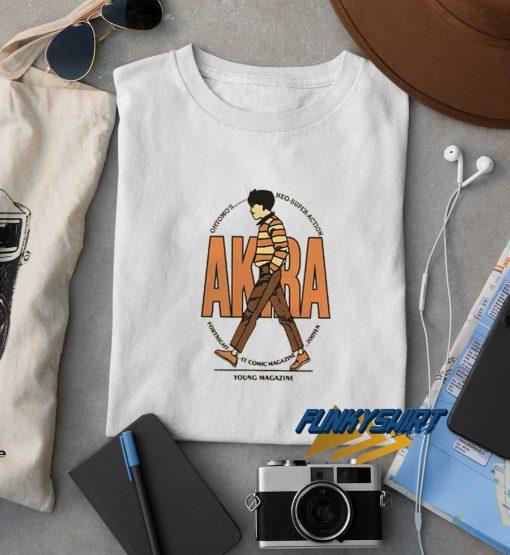 Akira Young Magazine t shirt
