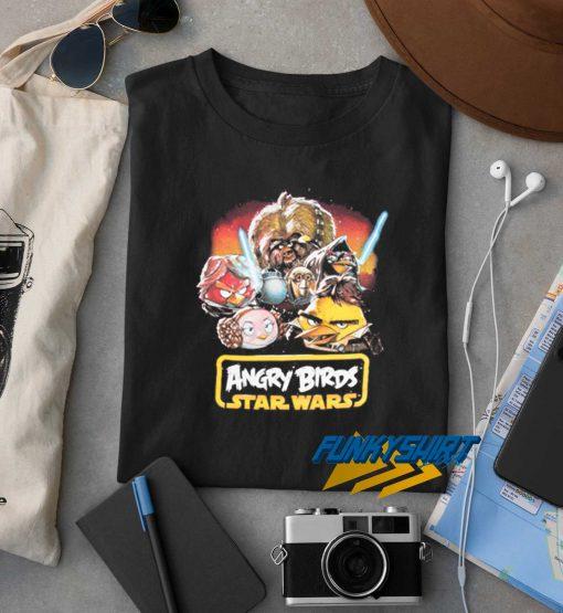 Angry Birds Star Wars Tee t shirt