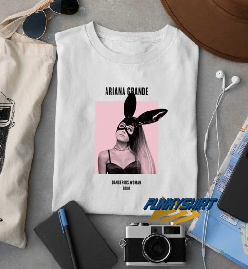 Ariana Grande Dangerous Woman Tour t shirt