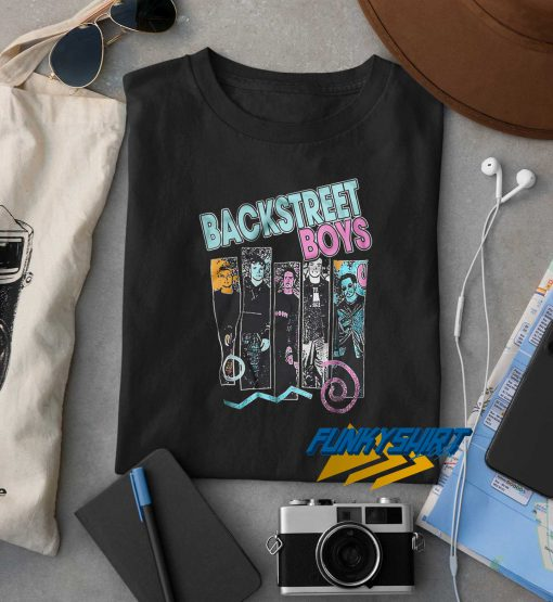 Backstreet Boys Colour t shirt
