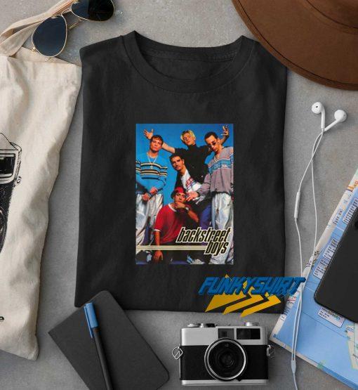 Backstreet Boys Friends t shirt