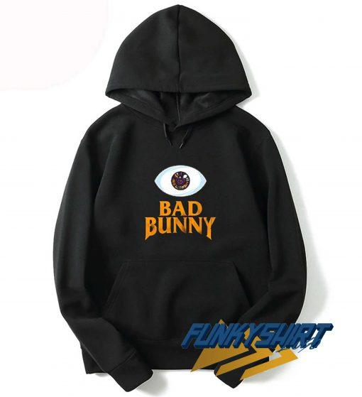Bad Bunny Eye Hoodie