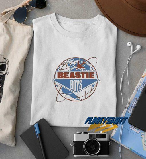 Beastie Boys Around The World t shirt
