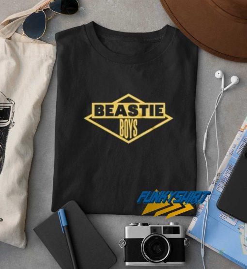 Beastie Boys Logo Black t shirt