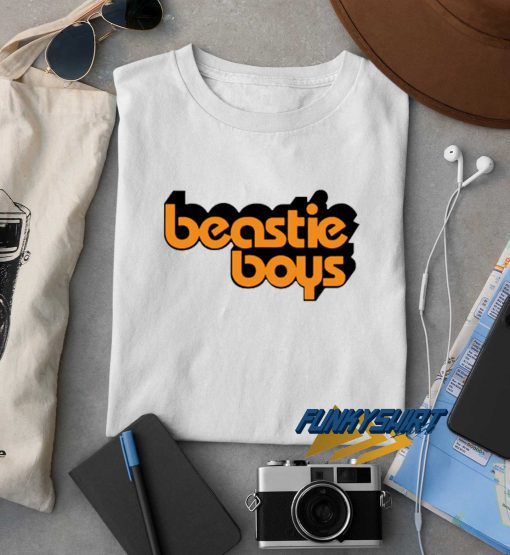 Beastie Boys Textt shirt