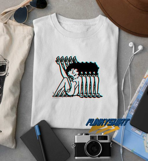 Betty Boop Distressed t shirt