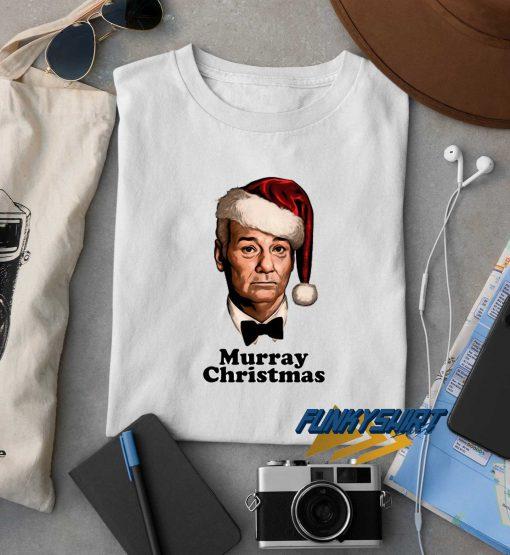 Biil Murray Christmas t shirt