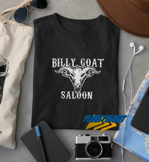 Billy Goat Saloon t shirt