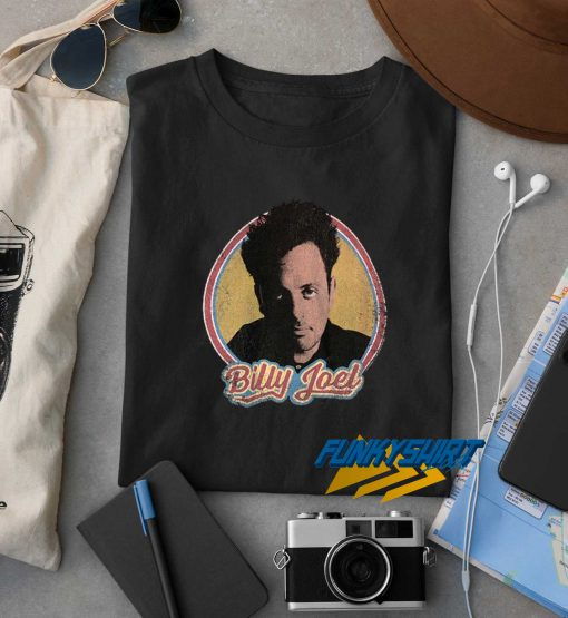 Billy Joel Graphic t shirt
