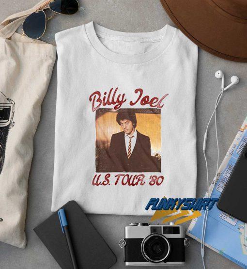 Billy Joel Us Tour 80 t shirt