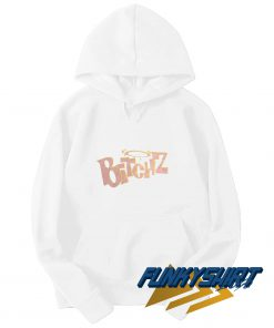 Bitch Z Letter Bratz Hoodie