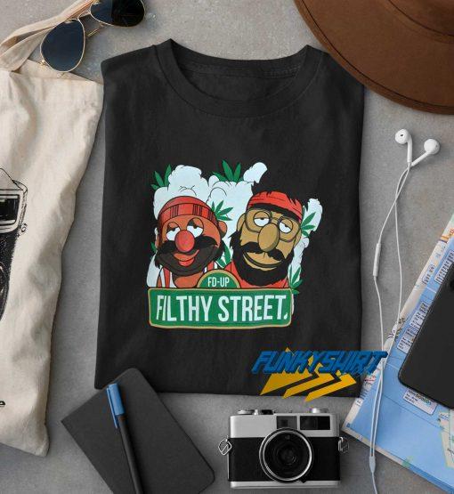 Cheech And Chong Filthy Street t shirt