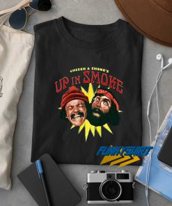 Cheech Chong Up In Smoke t shirt