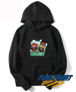 Cheech and Chong Filthy Street Hoodie
