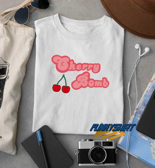 Cherry Bomb Graphic t shirt