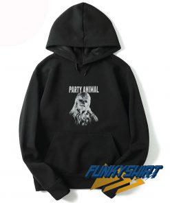 Chewie Wookie Party Animal Hoodie