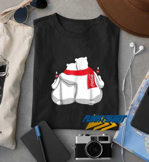 Coca Cola Polar Bear t shirt