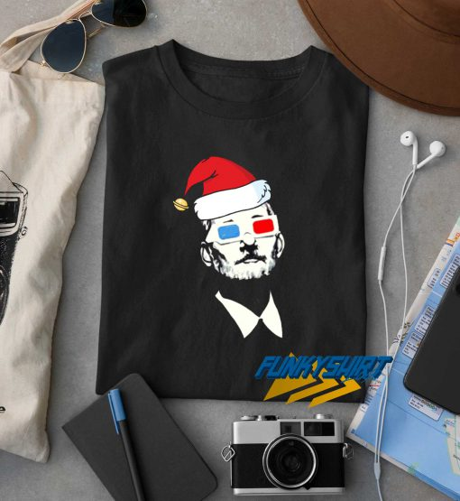 Cool Bill Murray 3d Glasses Christmas t shirt