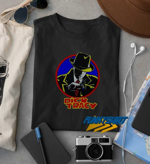 Dick Tracy Graphic t shirt