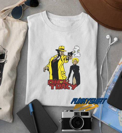 Dick Tracy Tee t shirt