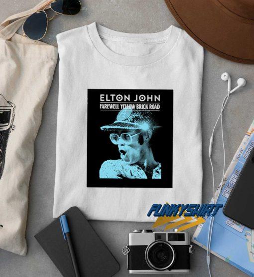 Elton John Customisable t shirt