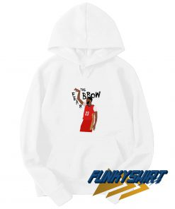 Fear The Brow Anthony Davis Hoodie