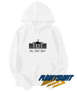 Fill That Seat Building Hoodie