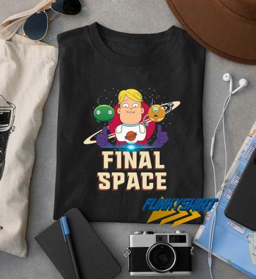 Final Space t shirt
