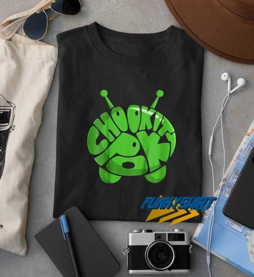 Final Space Chookity Pok Mooncake t shirt
